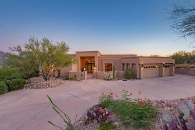 Oro Valley Single Family Home Active Contingent: 681 W Majestic Ridge Place