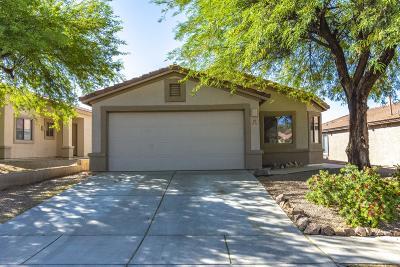 Marana Single Family Home For Sale: 5583 W Sunset Vista Place