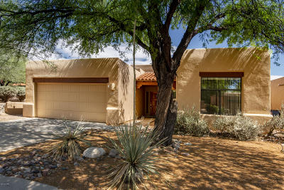 Tucson Single Family Home For Sale: 3329 Quail Haven Circle