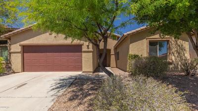 Marana Single Family Home For Sale: 8225 N Amber Burst Drive