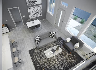 Single Family Home For Sale: 8648 E Avant Garde Way