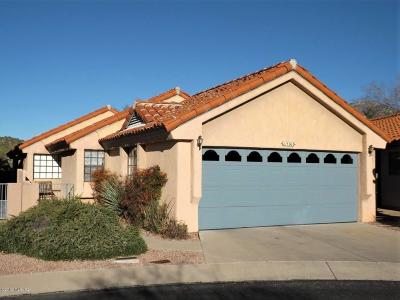Single Family Home For Sale: 5263 N Mountain Terrace Road