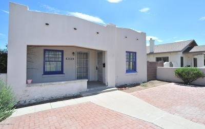 Tucson Single Family Home For Sale: 1834 E 7th Street