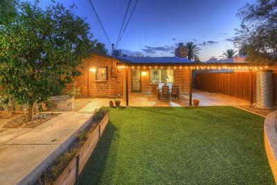 Pima County Single Family Home For Sale: 2520 E 7th Street