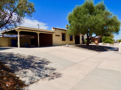 Single Family Home For Sale: 8450 E 5th Street