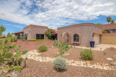 Pima County Townhouse Active Contingent: 1985 W Ashbrook Drive