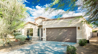 Sahuarita Single Family Home For Sale: 114 E Corte Rancho Centro