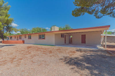 Pima County Single Family Home For Sale: 3030 N Tecumseh Court