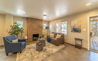 Tucson Single Family Home For Sale: 2902 E 10th Street