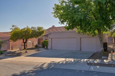 Pima County Single Family Home Active Contingent: 1101 S Paperflower Avenue