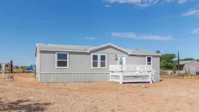 Manufactured Home For Sale: 12592 S Vail Desert Trail