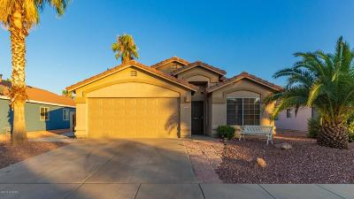 Tucson Single Family Home For Sale: 6971 W Avondale Place