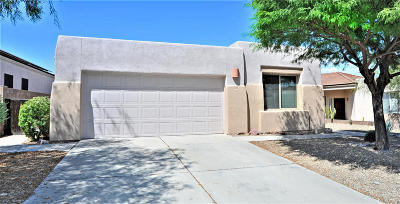 Tucson Single Family Home For Sale: 4188 W Golder Star Place