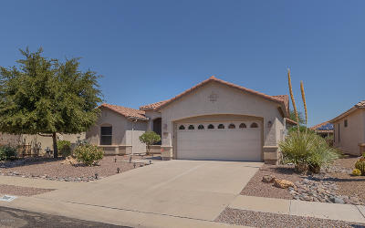 Tucson Single Family Home For Sale: 7660 W Copper Crest Place