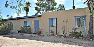 Tucson Single Family Home Active Contingent: 7542 N Oldfather Drive