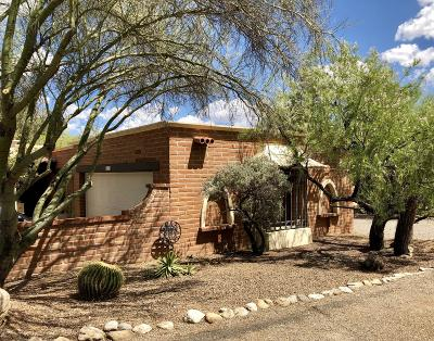 Pima County Townhouse For Sale: 6332 N Calle De Adelita
