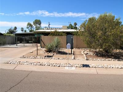 Tucson Single Family Home Active Contingent: 1311 W River Road
