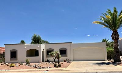 Green Valley Single Family Home Active Contingent: 55 W Calle Escudilla