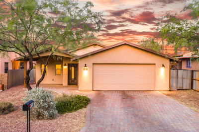 Tucson Single Family Home For Sale: 1710 N Baxter Drive