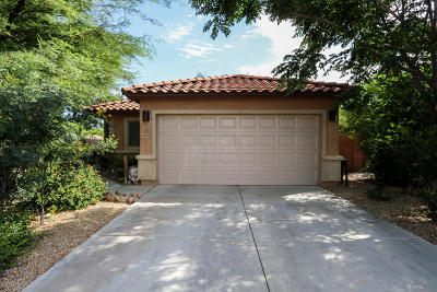Sahuarita Single Family Home For Sale: 865 E Ashburn Mountain Drive