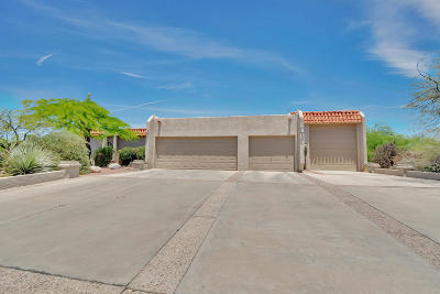 Single Family Home Active Contingent: 1185 E Camino De La Sombra