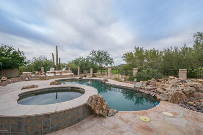 Dos Lagos At Dove Mountain (1-91) Single Family Home For Sale: 14041 N Running Brook Lane