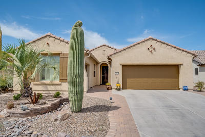 Green Valley Single Family Home Active Contingent: 1125 N Night Heron Drive