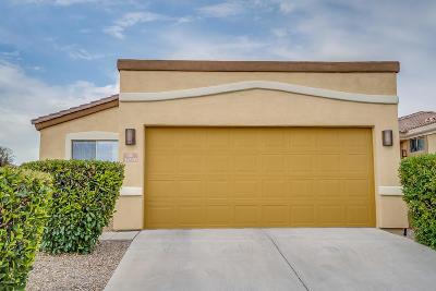 Pima County Single Family Home For Sale: 14520 S Camino Tierra Monte