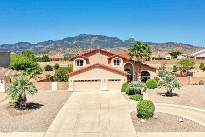 Sierra Vista Single Family Home Active Contingent: 3560 La Terraza Drive