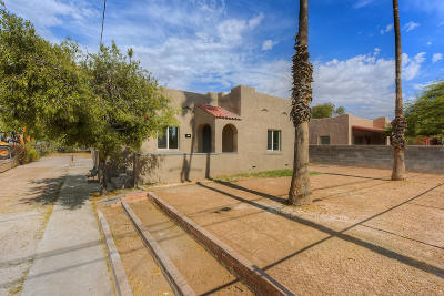 Tucson Single Family Home Active Contingent: 3459 S 9th Avenue