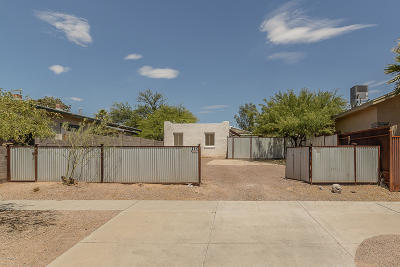 Tucson Single Family Home Active Contingent: 110 N 2nd Avenue