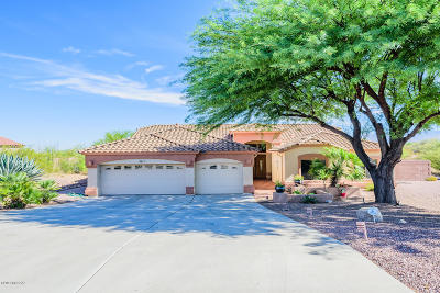 Vail AZ Single Family Home Active Contingent: $459,000