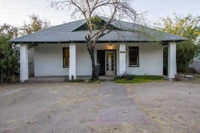 Tucson Single Family Home For Sale: 1011 E Elm Street