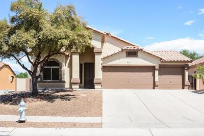 Tucson Single Family Home For Sale: 8022 N Wildomar Drive