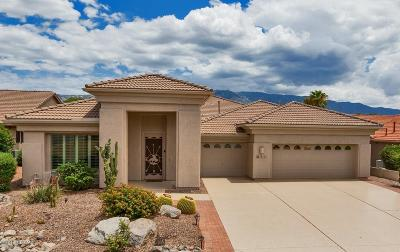 Saddlebrooke Single Family Home For Sale: 38353 S Skyline Drive