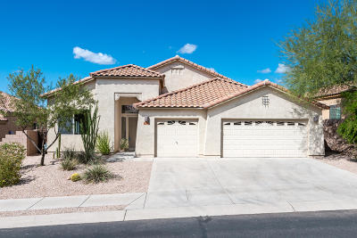 Marana Single Family Home For Sale: 4906 W New Shadow Way