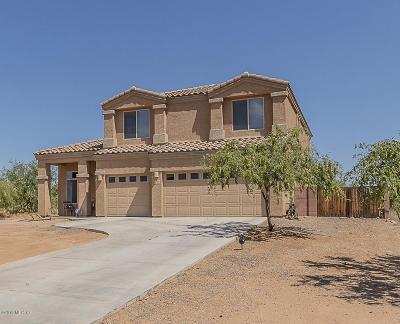 Sahuarita Single Family Home For Sale: 3755 E Pondera Place