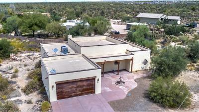 Tucson Single Family Home For Sale: 4990 W Camino De Manana