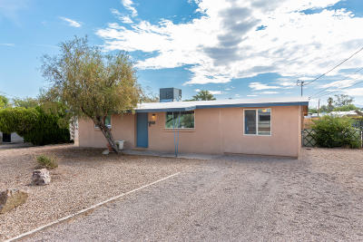 Tucson Single Family Home Active Contingent: 2030 N Magnolia Avenue