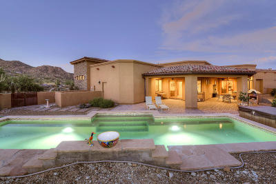Oro Valley Single Family Home For Sale: 14515 N Shaded Stone Place