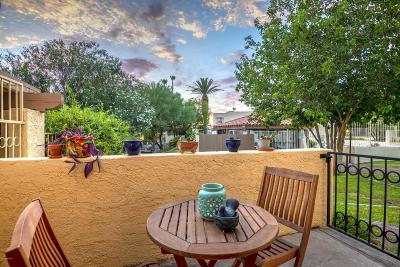 Tucson Townhouse Active Contingent: 5143 N Avenida Primera