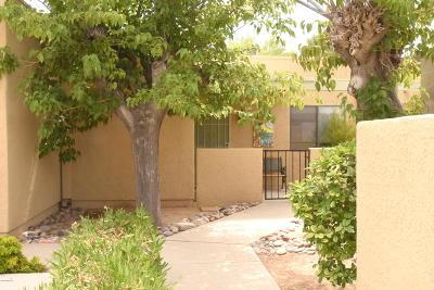 Tucson Condo Active Contingent: 1734 N Van Buren Avenue