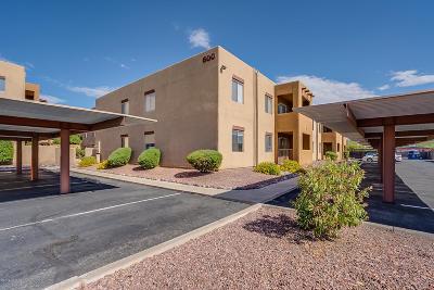 Tucson Condo Active Contingent: 1810 E Blacklidge Drive #601