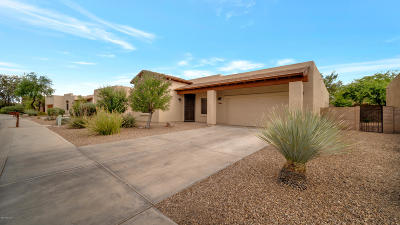 Tucson Single Family Home For Sale: 8060 N Painted Feather Drive