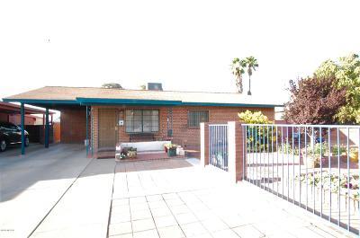 Tucson Single Family Home For Sale: 2633 E 19th Street