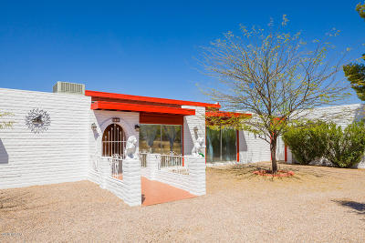 Tucson Single Family Home For Sale: 9320 E Paseo Tierra Verde