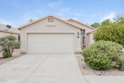 Tucson Single Family Home For Sale: 3759 W Sunbright Drive