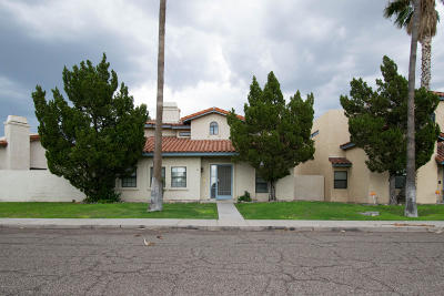 Tucson Single Family Home For Sale: 130 N Forgeus Avenue