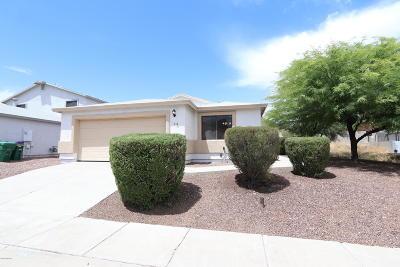 Tucson Single Family Home For Sale: 3144 W Alexanderwood Drive