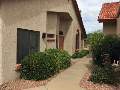 Pima County Townhouse Active Contingent: 8673 N Johnny Miller Drive